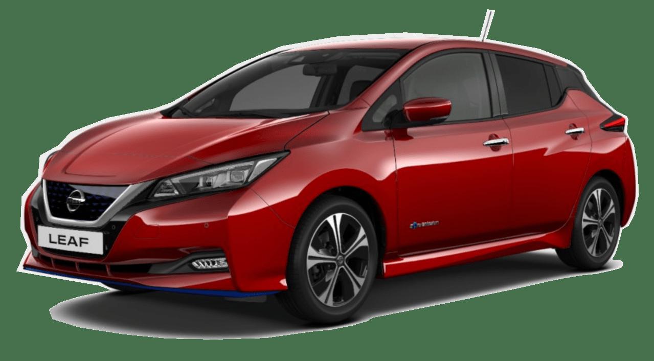 Nissan Leaf ePlus