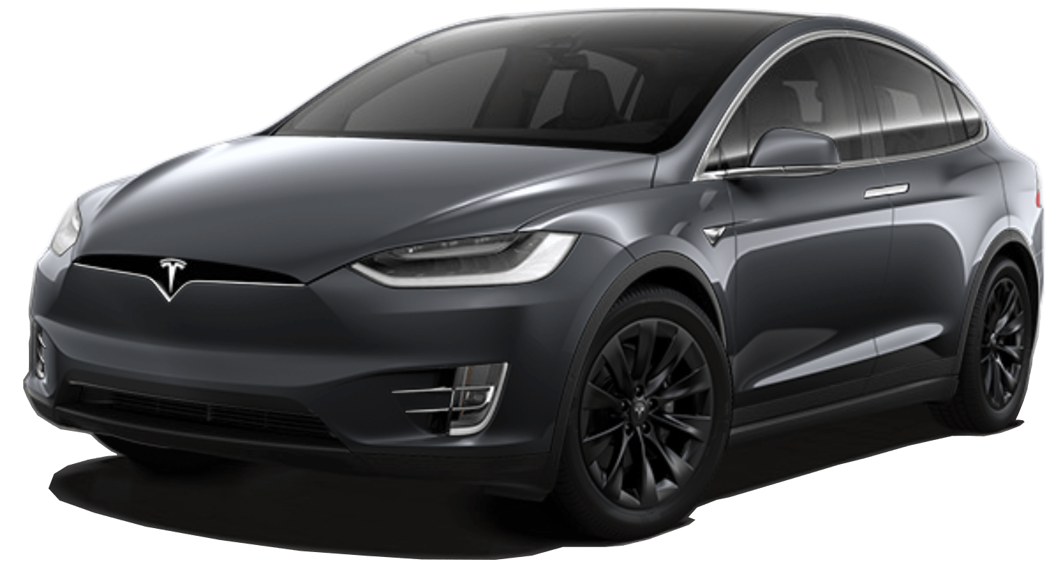 Tesla Model X Maximale Reichweite