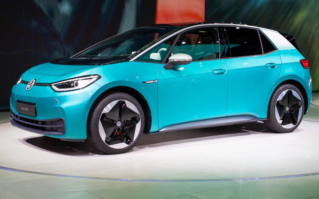 VW enthüllt auf der IAA den vollelektrischen ID.3