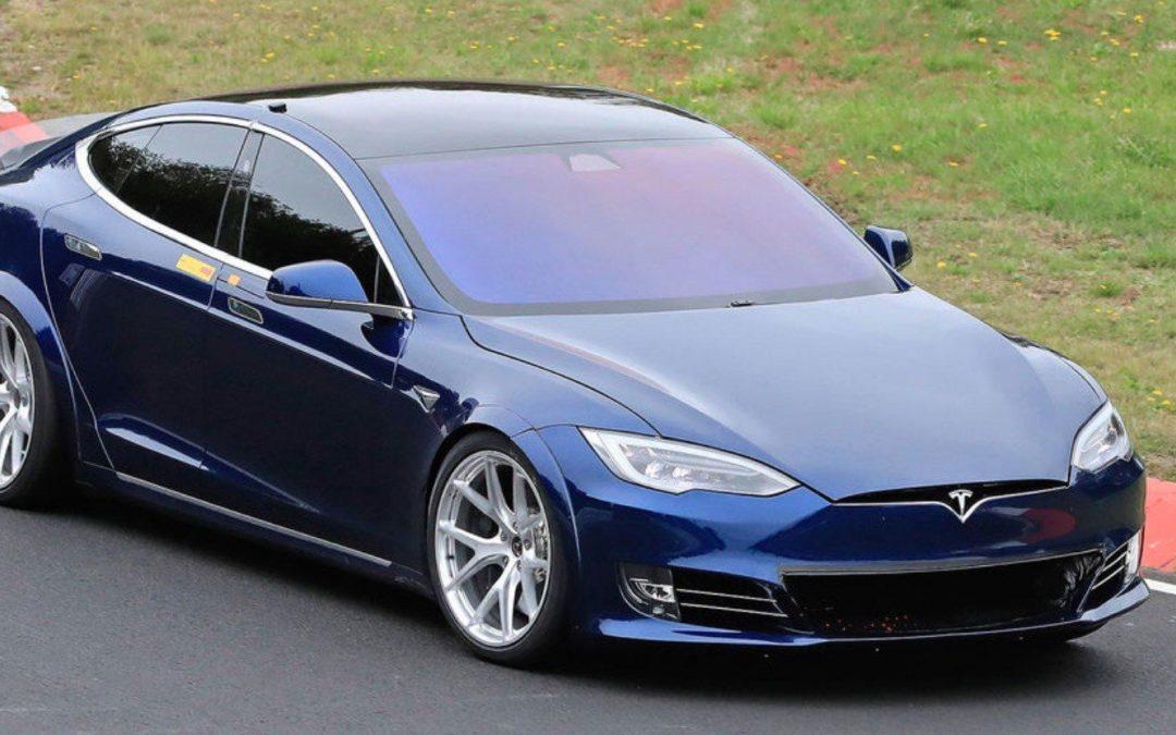 "Tesla Model S ""Plaid"""