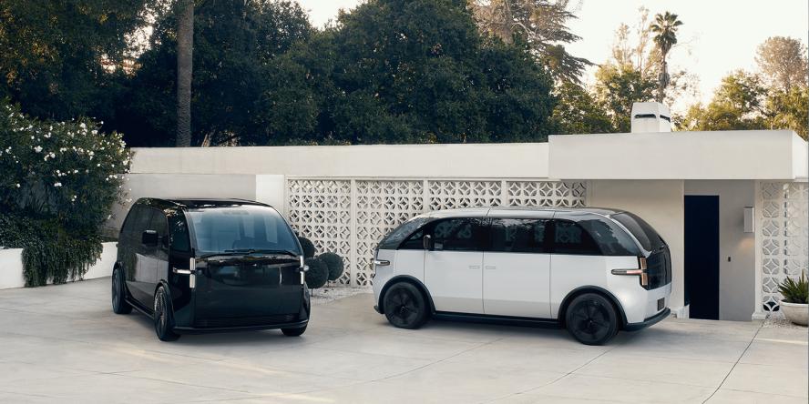 Canoo stellt neues Elektroauto für Abo Modell vor