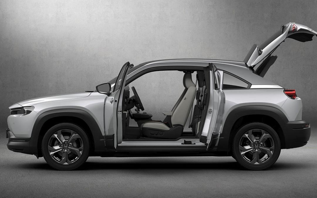 Mazda MX-30 – Neues E-Auto aus Südkorea
