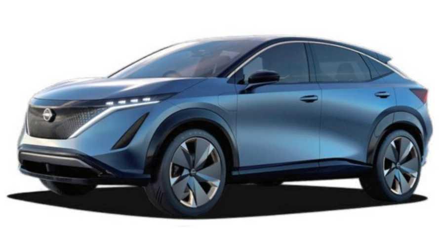Nissan Ariya – die Antwort auf VW ID.4 und Tesla Model Y