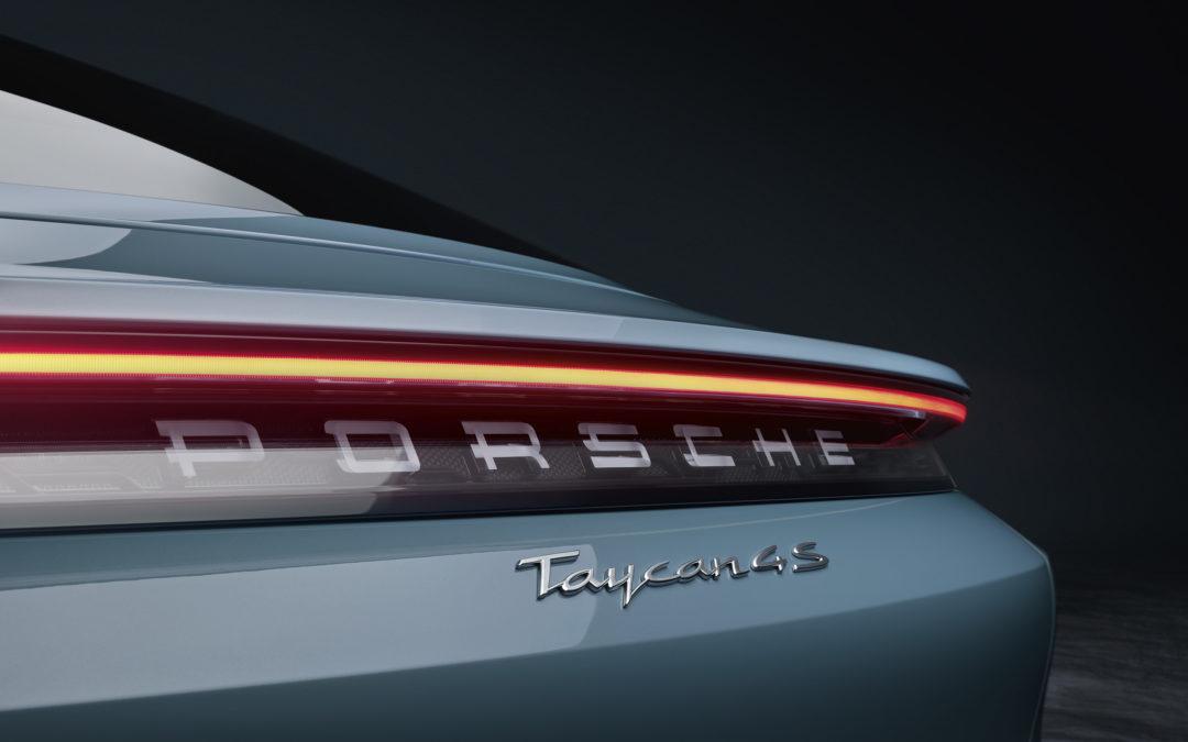 Porsche Taycan 4S -günstigere Version E-Sportwagen