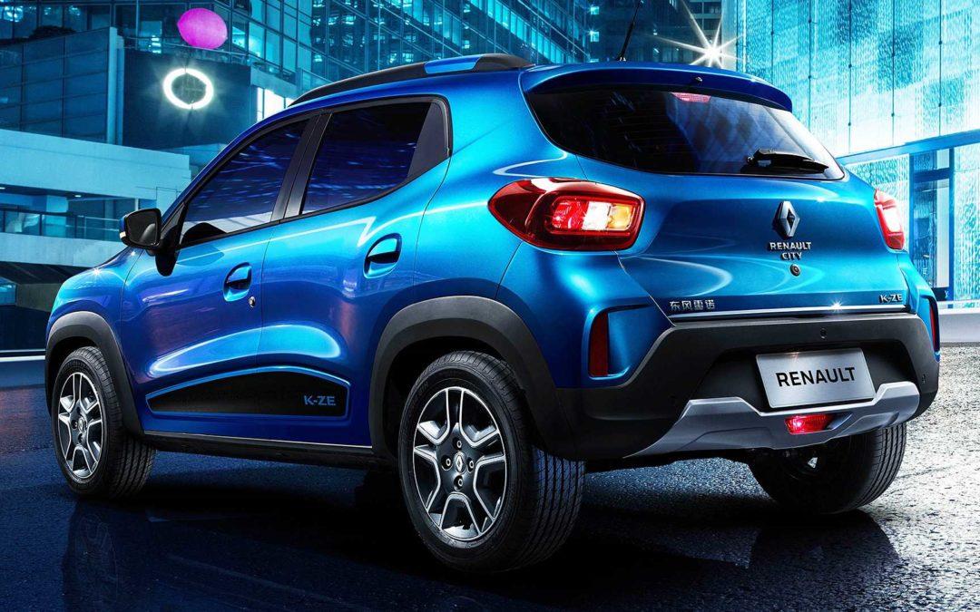 Renault City K-ZE kommt nach Europa!