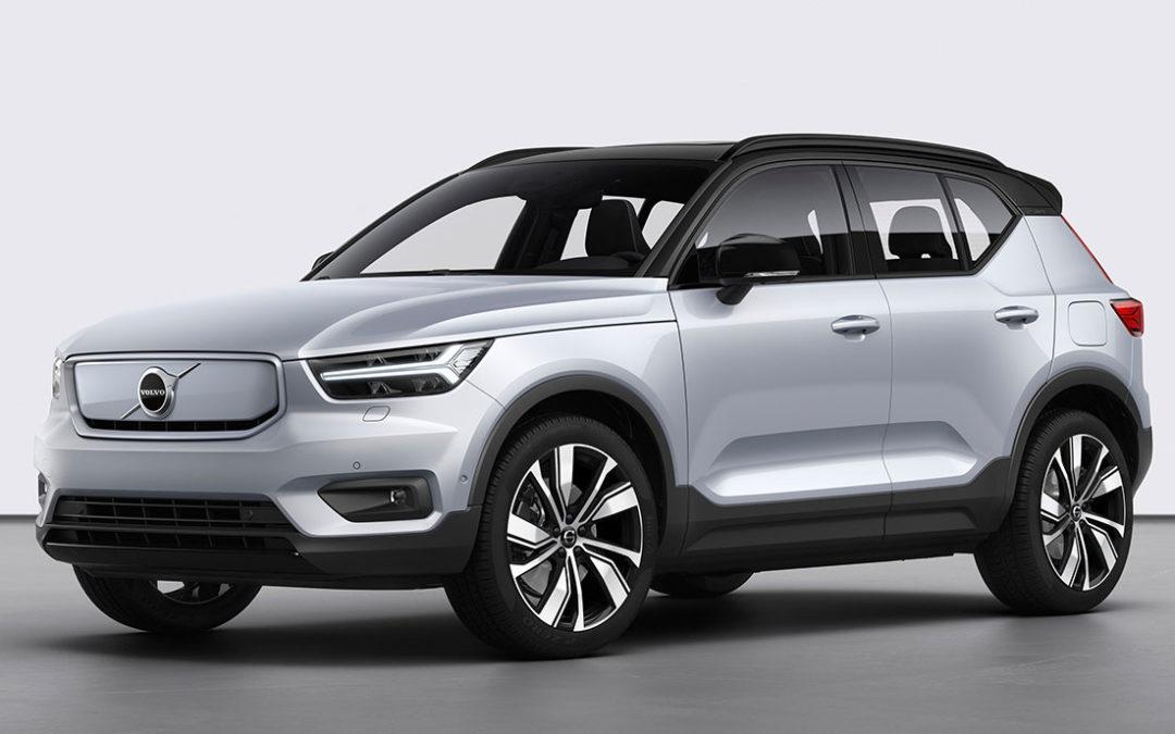 Elektrische Zukunft der Schweden: Volvo XC40 Recharge