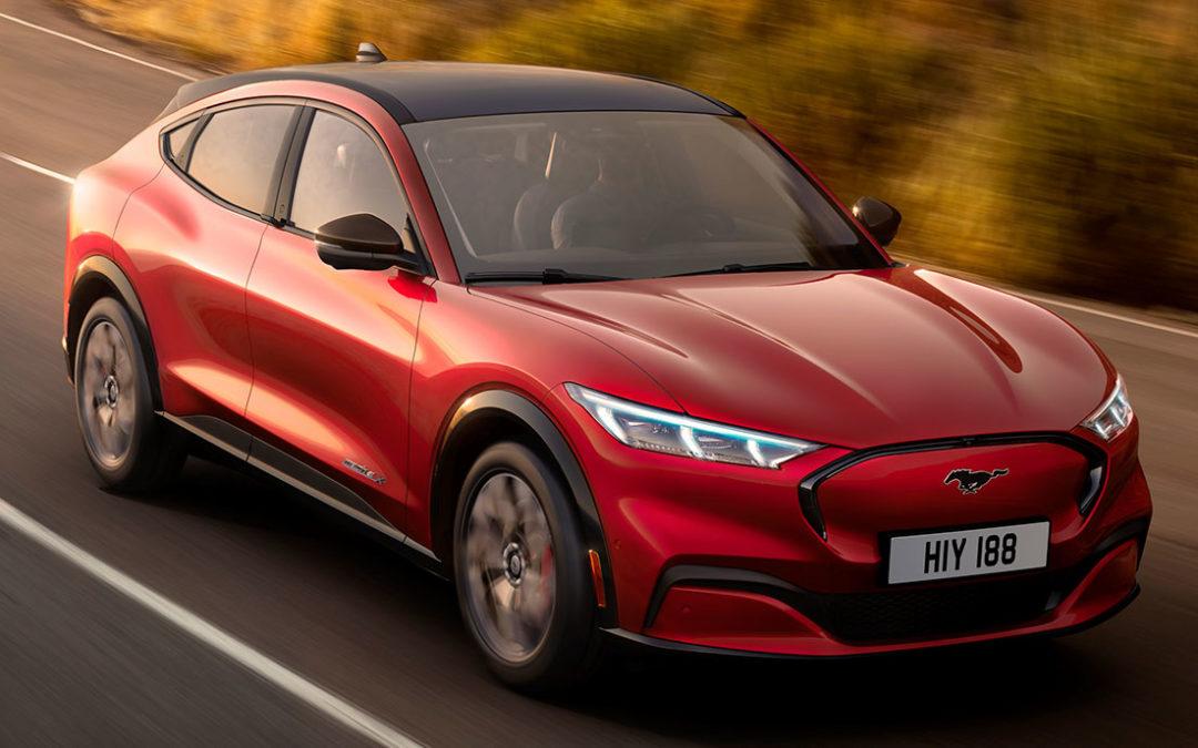 Das elektrische Ponycar: Ford Mustang Mach-E