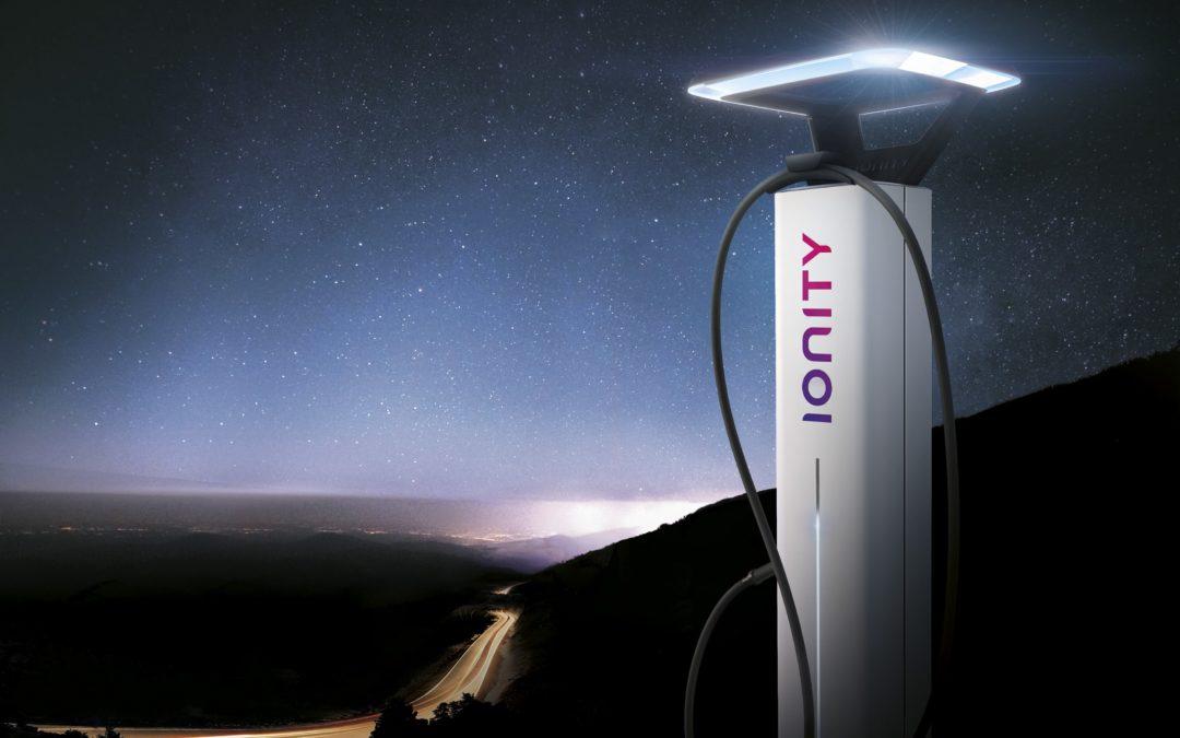 Neue Preise an den Ladesäulen von Ionity