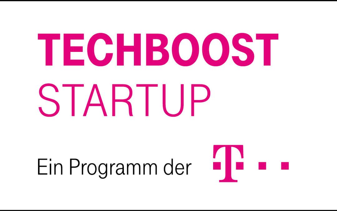 In eigener Sache: Einfach E-Auto wird in das Telekom TechBoost-Programm aufgenommen