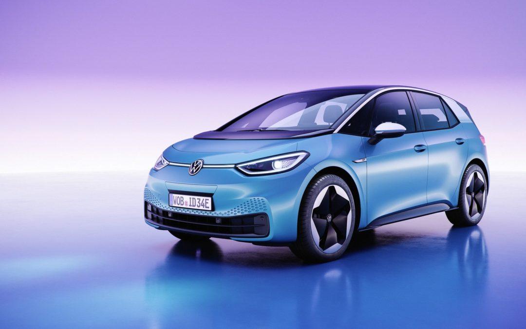 Der VW ID.3 – das wichtigste Elektroauto 2020?