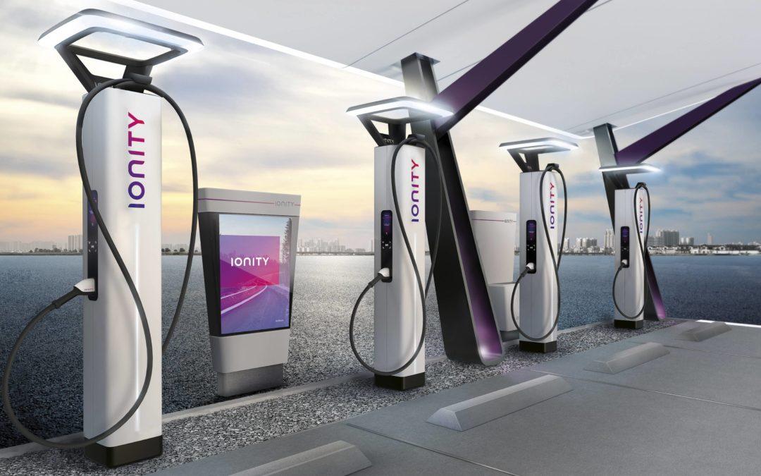 Schnellladesäulen in Deutschland – Ionity mit Monopol?