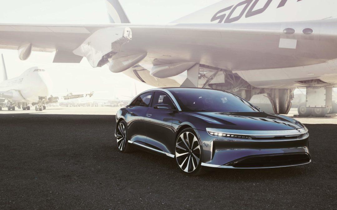 Lucid Air – Tesla Model S trifft Porsche Panamera