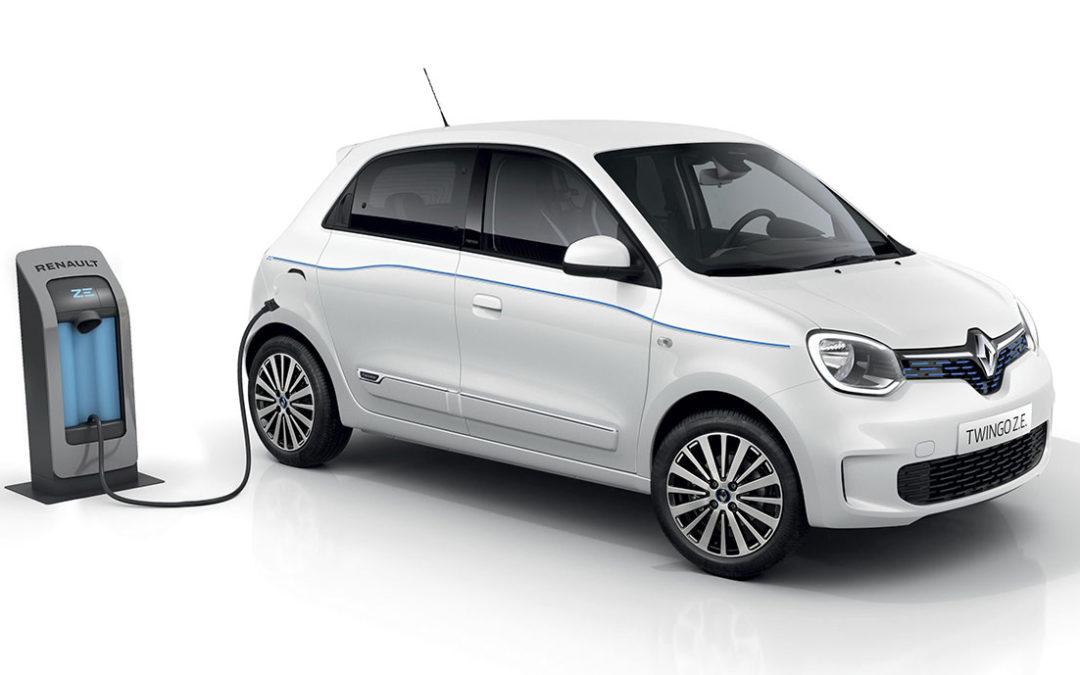 Neuer Renault Twingo Z.E. nimmt VW e-up ins Visier