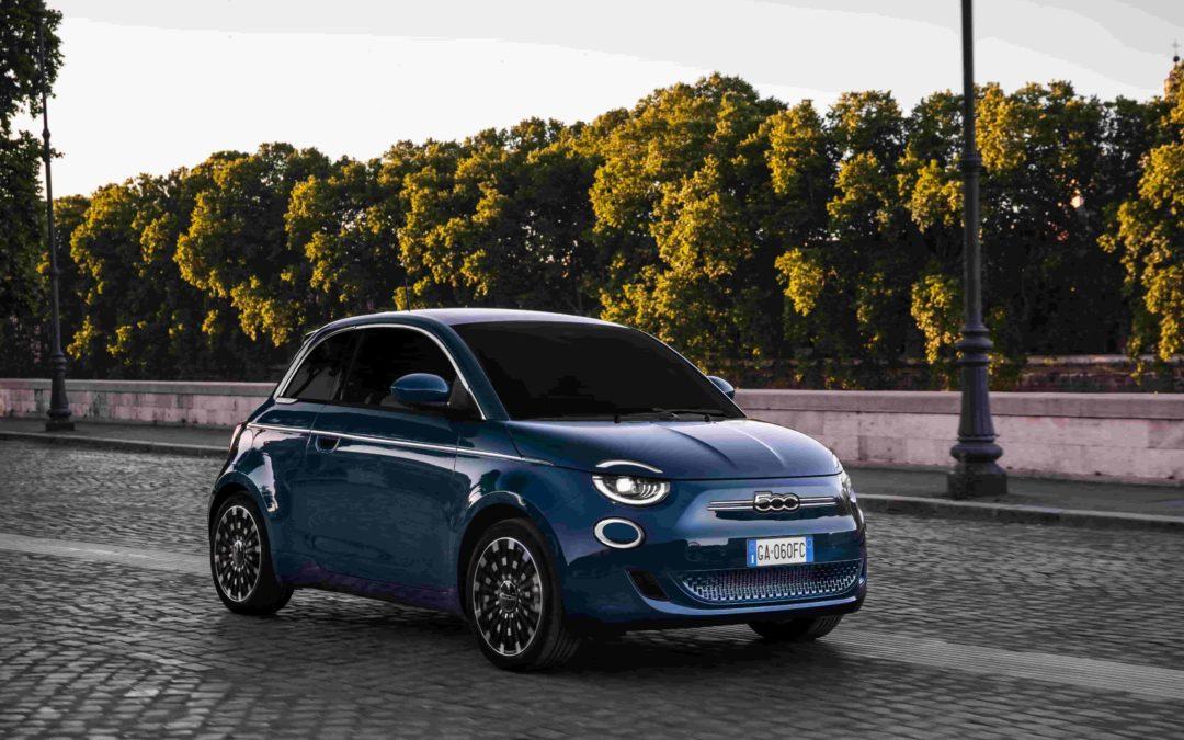 """Das Fenster zum Himmel. Der neue """"la Prima"""" -Hatchback von Fiat"""