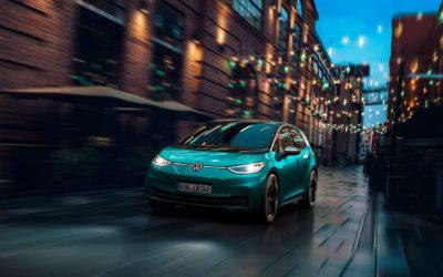Verkaufsstart des ID.3. Holt VW jetzt in Sachen E-Mobilität auf?