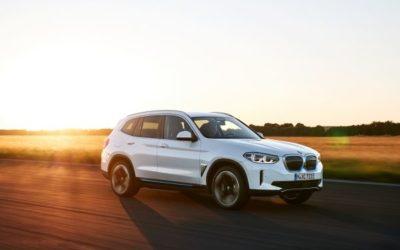 Das Warten hat ein Ende – Der neue BMW iX3