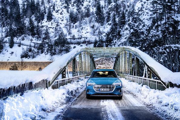Welche E-Autos haben Allradantrieb?