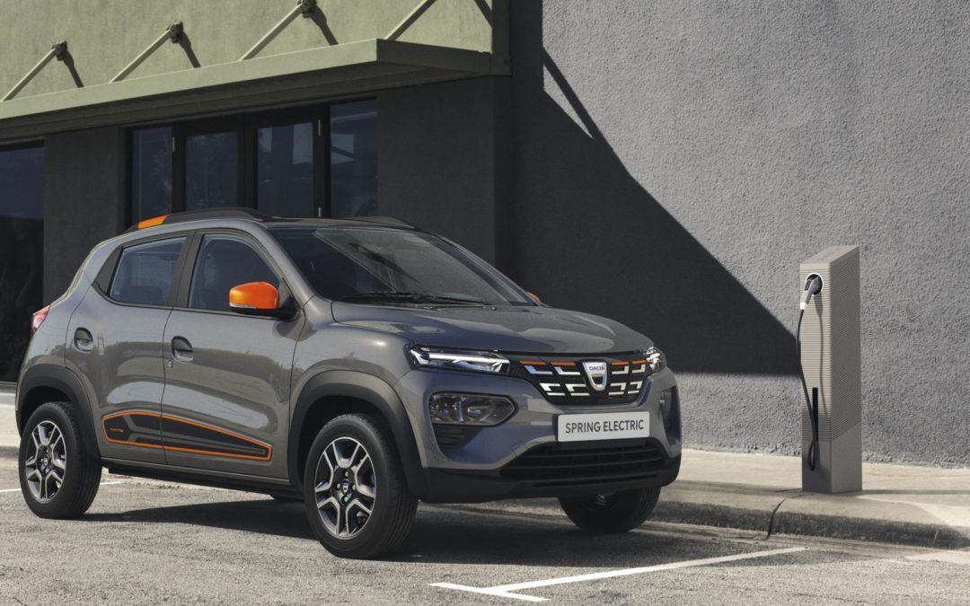 Dacia Spring Electric: das günstigste E-Auto?