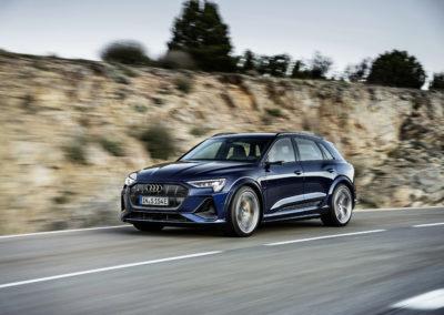 Audi etron Sport