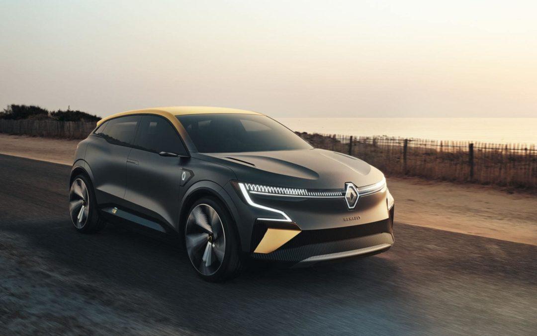 Der MÉGANE EVISION: Renault setzt neue Maßstäbe