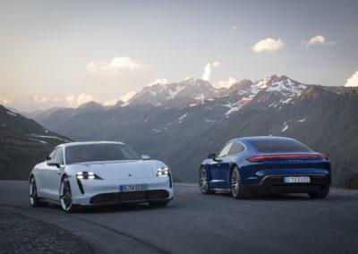 Porsche Taycan Turbo & Turbo S